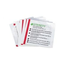 Pre-injection Swabs STERETS.Choose Quantities. Fast Delivery