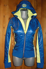 "NEW LULULEMON UBA HOODIE JACKET ""SPECIAL EDITION""  6  10  BUNDLE-UP sports ski"