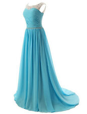 Dressystar Straps Bridesmaid Prom Dresses with Sparkling Embellished Waist