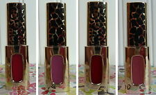 ONE NEW LOREAL EXTRAORDINAIRE LIQUID COLOUR RICHE LIPSTICK/LIP GLOSS - YOU PICK!
