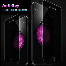 Anti-Spy Peeping Privacy Tempered Glass Screen Protector For iPhone 6 / 6 Plus
