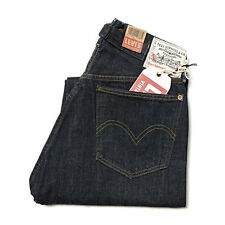LEVI'S VINTAGE CLOTHING 1920S 201 JEANS BRIGHT RINSE RRP £205