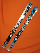 Volkl AURA Women's all mountain Skis 156cm with Marker Squire ski bindings NICE~