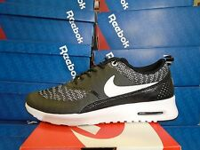 WMNS NIKE AIR MAX THEA KJCRD BLACK-WHITE  718646 001