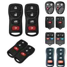 2X REPLACEMENT KEYLESS ENTRY REMOTE KEY FOB CLICKER TRANSMITTER COMTROL ALARM