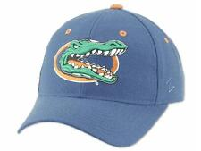 Florida Gators Blue DHX Fitted Hat by Zephyr