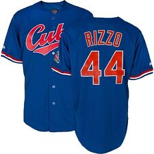 Anthony Rizzo 1994 Chicago Cubs Alternate Blue Jersey w/ Wrigley 100th Patch