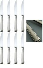 Your Choice Set of 8 Steak Knives 18/10 Stainless Flatware
