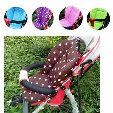 Comfortable Stroller Seat Cushion Cotton Padding Liner General Cotton Thick Mat