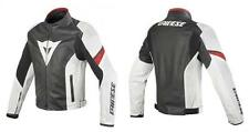 GIACCA MOTO DAINESE AIRFAST PELLE ESTIVO
