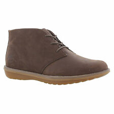 Timberland Earth Keeper Front Country Mens Brown Leather Chukka Boots Size UK 8