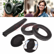 Replacement Ear Pads Cushion For Bose QuietComfort QC15 QC2 AE2 AE2I Headphones