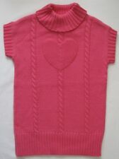 Gymboree Loveable Giraffe Sweater Top 3 4 5 6 7 8 NWT Pink Pullover Girl Twins