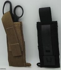 MSM Shear Pouch + matching Malice Clip / Marine Coyote / Made  USA  -  New