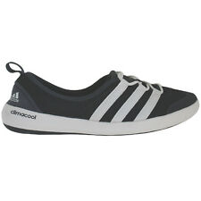 Adidas Climacool Boat Sleek Slip On Black Womens Outdoor Shoes (G64452 D50)