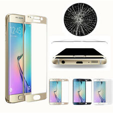 Full Coverage Tempered Glass Film Protector for Samsung Galaxy S6 Edge Plus Film