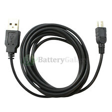 1 2 3 4 5 10 Lot USB 6FT Data Sync Charger Cable for Canon Powershot Cameras