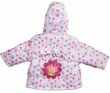 Girls Upsy Daisy Coat In The Night Garden Fleecy Lined 6-12M up to 2-3Y