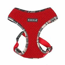 Dog Puppy Harness - Puppia - Smurf - Red - Choose Size