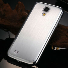 Luxury Brushed Aluminum Metal Hard Back Cover Case For Samsung Galaxy S4 I9500