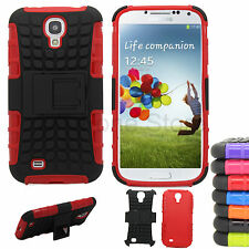 Heavy Duty Shock Proof Case With Stand Cover For Apple Iphone Ipad Ipod Models