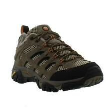 New Merrell Moab Ventilator Brown Walking Hiking Trail Shoes Mens Size UK 7-14