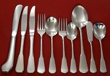 Oneida MINUTE MAN Stainless COLONIAL BOSTON Silverware SSS Flatware Pcs CHOICE