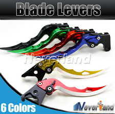 Blade Brake Clutch Levers for Kawasaki Z1000 Ninja 650R 250R ER-6N EX500 ZX9R
