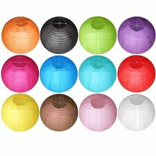 """5, 10, 20 Pack 10"""" 12"""" Chinese Paper Lantern Decoration Wedding Party"""