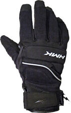 HMK Mens Hustler Insulated Waterproof Snowmobile Gloves with Goggle Wipe