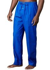 NWT $42 Polo Ralph Lauren ALLOVER PONY Pajama Lounge Pants Mens L XL Blue NEW