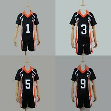 [wamami] Adult Male Volleyball Volleyball Uniform Jersey Cosplay Competition