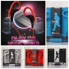Bluetooth Wireless Earpiece Stereo Sport Earpiece Headset For iphone 4s/5/5s/6s