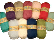 King Cole Comfort Chunky Knitting Wool Yarn - 100g