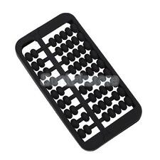 New Soft Silicone Abacus Design Style Protective LCD Case Cover for iPhone 4G 4S