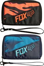Fox Racing Womens Vicious Zebra Print Wristlet Wallet Purse