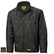 DEWALT DCR069 Li-ion Battery Heated Fleece Black Jacket, Sizes Medium To XXL