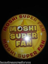 Moshi Super Fan Surprise Code