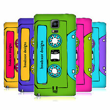 HEAD CASE DESIGNS MIXTAPES REPLACEMENT BATTERY COVER FOR SAMSUNG PHONES 1