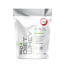 PhD Nutrition Diet Whey Protein 500g / 1.1lbs / 20 Servings - All Flavours