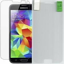 Screen Protector bulk Film for Samsung Galaxy S 5 Anti-fingerprint new lot KOREA