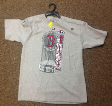 BOSTON RED SOX 2013 WORLD SERIES CHAMPIONS T-SHIRT NICE!
