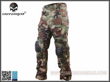 EMERSON MARSOC G3 Combat Pants with Knee Pads (Woodland) (Size optional) EM7044