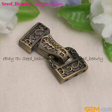 Fashion 3 Strands Bronze Magnet Pearl Clasps Jewelry  findings  gp0379