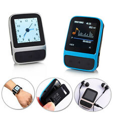 Sport MP3 Music Player Smart Bracelet Watch Pedometer HIFI lossless Recorder FM