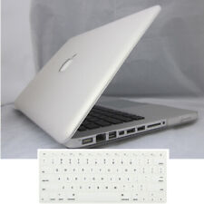 "Clear Rubberized Matte Cut-out Hard Case Cover for MacBook Air Pro 11""/13""Retina"