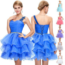 NEW Lovely Short Cocktail Dress for Prom Party Wedding Evening Formal Dresses UK