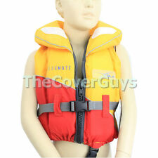 PFD Type 1 OceanMate Life Jacket Vest Sizes:  Infant to Small Child