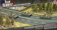 Flames of War Scenery BNIB Modern Roads