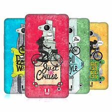 HEAD CASE DESIGNS BICYCLE LOVE SOFT GEL CASE FOR NOKIA PHONES 1